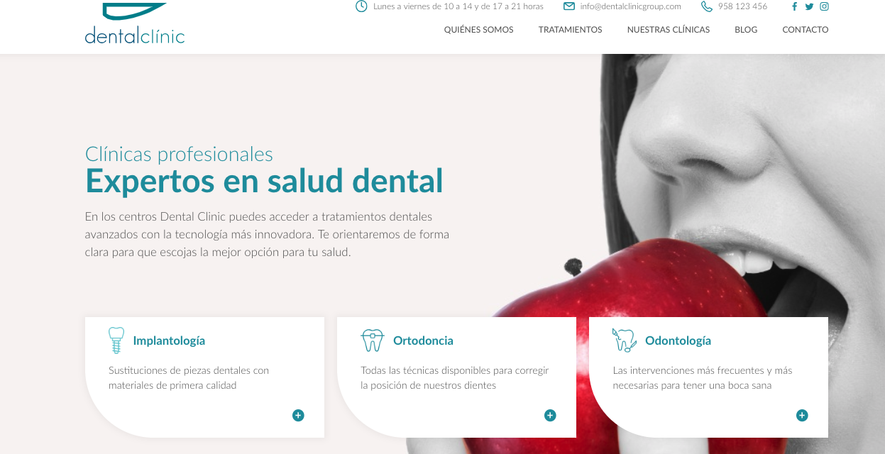 Web Dental Clinic